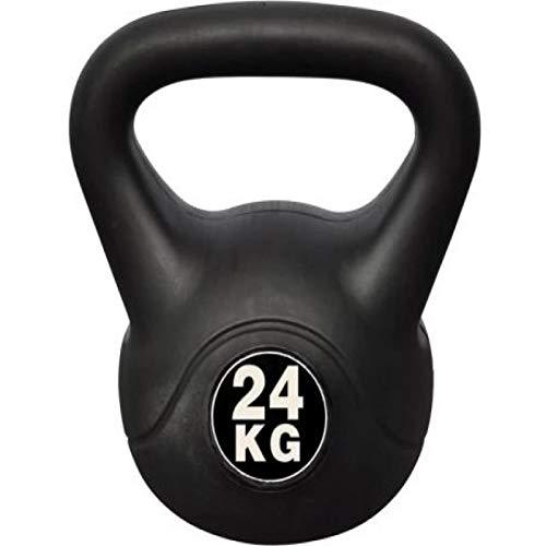 GOTOTOP Pesa Kettlebell 24 kg, Pesa Rusa de...