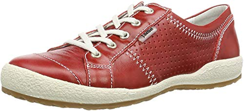 Josef Seibel Damen Caspian Sneaker, Rot (rot), 40 EU