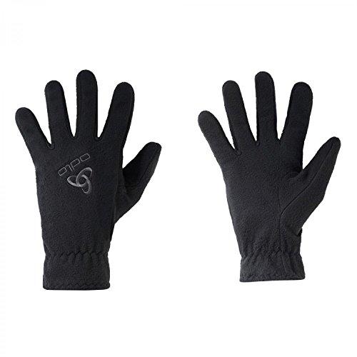 Odlo Gloves Microfleece X Handschuhe, Black, XXS
