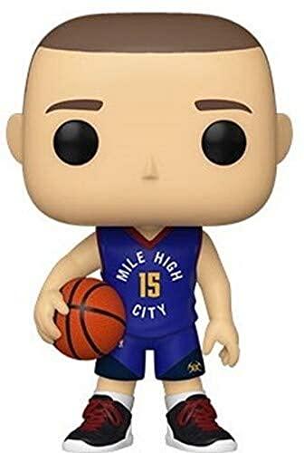 Funko-Pop NBA Denver Nuggets-Nikola Jokić (Alternate) S5 Figura Coleccionable, multicolor (50821)