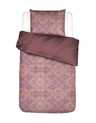 ESSENZA Bohemian Paisley Bed Linen 135 x 200 cm + 1x 80 x 80 cm Pink