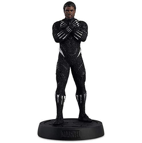 Marvel Movie Figura DE Resina Collection Nº 80 T'Chala (Black Panther