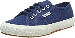 in budget affordable Superga 2750 Cotu Classic Unisex Low Top Sneakers Adult Blue (Navy S933) 4 UK (37 EU)