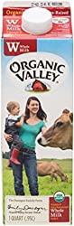 Organic Valley Whole Milk, 950ml - Chilled