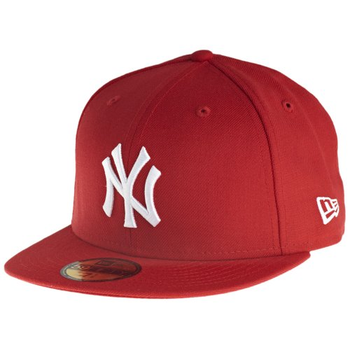 New Era Cap MLB BASIC NEYYAN sca/wht taille 7