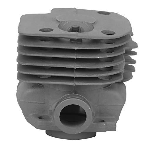 Cilindro de motosierra, admisión de pistón duradero, 50 mm, kit de pistón de cilindro de colector profesional, para suministros industriales 362365371372372X