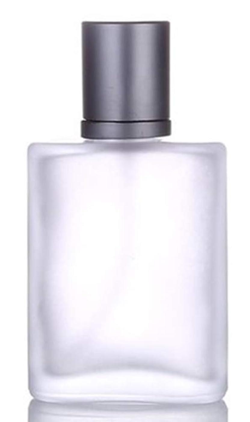 頭動的植生ShopXJ 香水 アトマイザー 詰め替え 持ち運び用 30ml ブラック (ブラック)