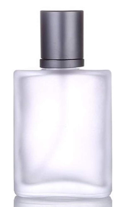 ShopXJ 香水 アトマイザー 詰め替え 持ち運び用 30ml ブラック (ブラック)