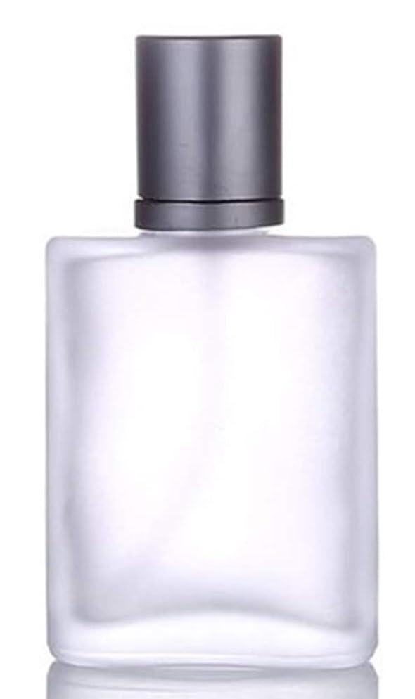 弱点魔法独立してShopXJ 香水 アトマイザー 詰め替え 持ち運び用 30ml ブラック (ブラック)
