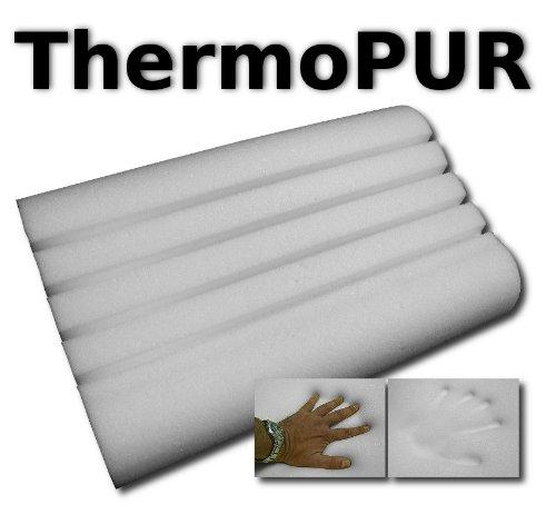 Thermoelastisches Viscokissen ThermoPUR Nackenkissen (ohne Bezug)