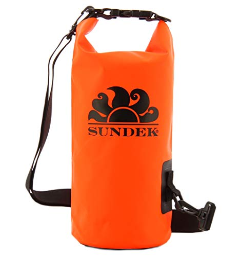Sundek Sac à tube imperméable 5 litres Orange
