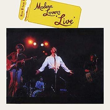 Modern Lovers (Live)