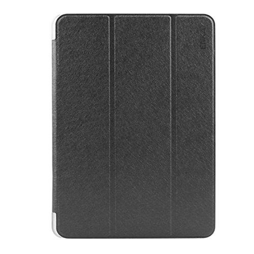 Smart cover per Samsung Galaxy Tab S2 9.7 T810 Nero + Pellicola + Pennino + pannetto firmato Digital Bay