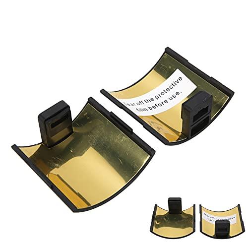 BOLORAMO Range Extender, Due antenne Amplificatore di Segnale del Telecomando Buon Effetto Specchio di Superficie Comodo da Usare con Design Plug-in per Migliorare Il Segnale