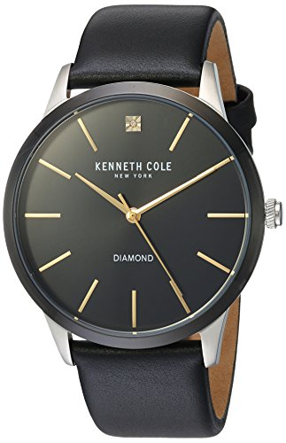 Kenneth Cole New York Men's Diamond...