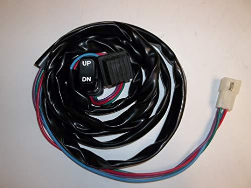 Price comparison product image RPS Trim Tilt Trailer Button Switch Replaces 87-18286A33 18286T34 Mecruiser Commander 3000