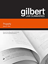 Gilbert Law Summary on Property, 18th (Gilbert Law Summaries)