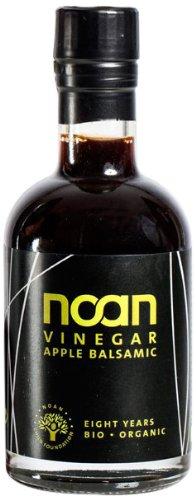 NOAN Bio Apfelbalsamico / Apfelessig, über 8 Jahre gereift, säurearm, 200 ml, 1er Pack (1 x 200 ml)