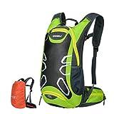 CMZ Fahrradrucksack Travel Lightweight Herren und Damen Fahrradrucksack Outdoor Waterproof Equipment Bag Water Bag