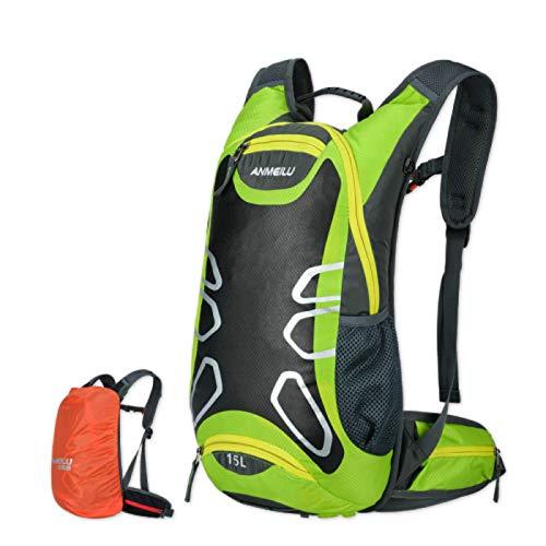 CMZ Cycling Backpack Travel Lightweight Men and Women Bicycle Backpack Outdoor Waterproof Equipment Bag Water Bag
