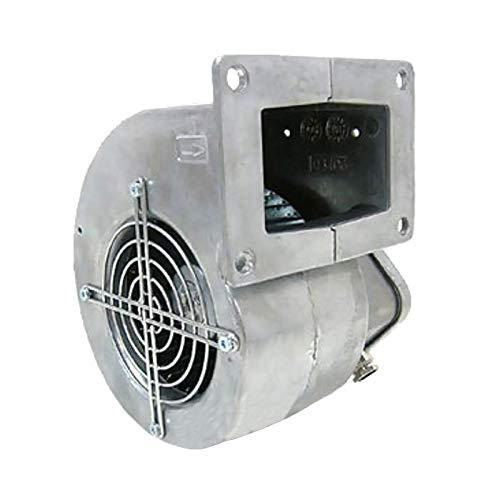 Ventilatore centrifugo per stufa pellet e camini EBM - PAPST G2E108-AA01-56 con motore M2E042-CA 76x50mm