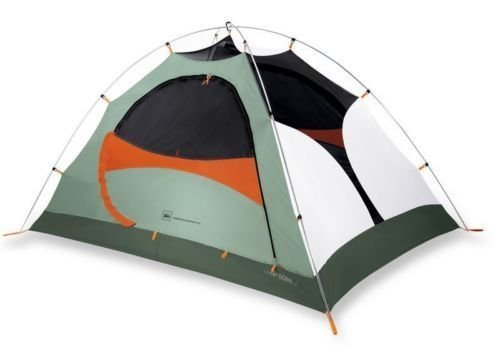 REI Camp Dome 2 Person Tent, Outdoor, Camping, Hiking, Campground, Lightweight