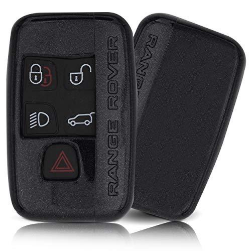 bester Test von land rover evoque ABS-Kunststoffabdeckung für ASARAH Land Rover-Schlüssel mit elegantem Lack, Schutzabdeckung für Autoschlüssel…