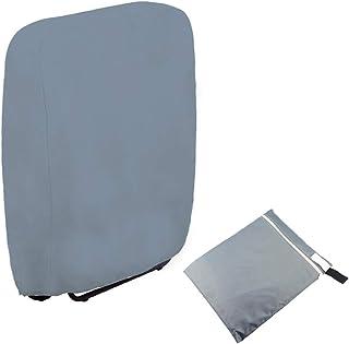 SOOTOP Funda plegable para sillas de exterior con gravedad cero impermeable a prueba de polvo y luz solar protectora para sillas de cubierta universal, tumbonas plegables y tumbonas plegables