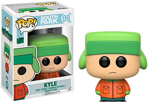 Funko Figurine Pop Vinyle-South Park-Kyle, 11485