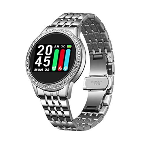 FZXL Smart Watch Watch Bluetooth Llame A Múltiples Marcos IP67 Pantalla HD Impermeable,G