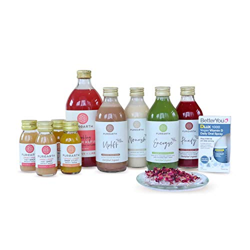 Purearth Treat Yourself Pack - Certified Organic