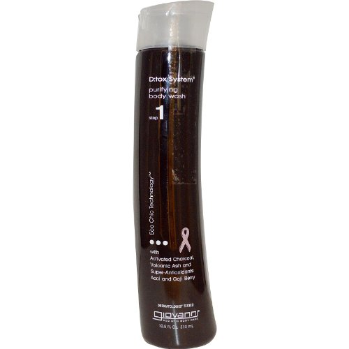 D:tox System - Purifying Body Wash Step 1 10.5 fl.oz