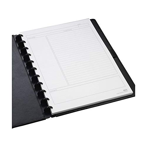 Staples Arc Notebook Project Planner Filler Paper, Letter-sized, White, 50 Sheets