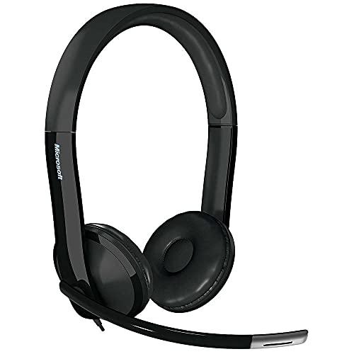 Microsoft LifeChat LX 6000 - Auricolare per PC (imballaggio aziendale) - nero
