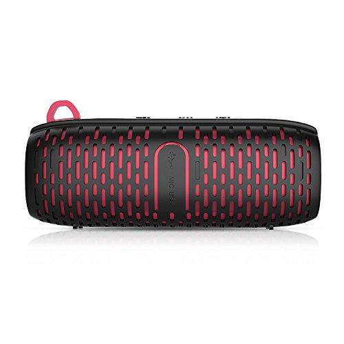 antengqic IPX7Waterproof Bicycle Portable Bluetooth Speaker Outdoor Portable Radio Creative Gift Bass