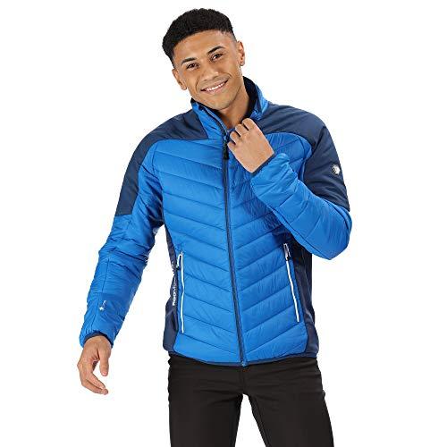 Regatta Halton Iii Leichte Alpaka-Jacke für Herren, isoliert, wasserabweisend, gesteppte Jacken XXL Oxford-Blau/Preußisch
