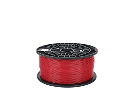CoLiDo Filamento 3D ABS Rojo 1 kg