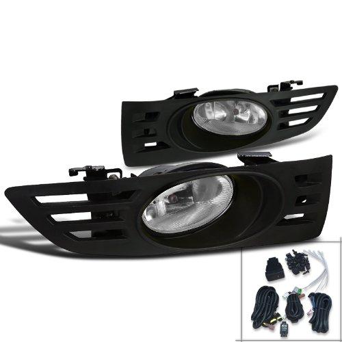 03 honda accord 2dr taillights - 6