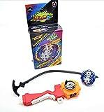 Burst Top CHO Z B-118 Storm gyro Burst Blade con lanzadores de Mano peonza Juguete con Lanzador de Mano Espada Bey