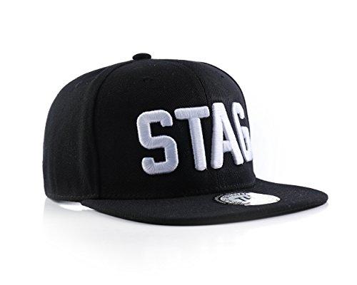 Gorra de béisbol con inscripción en inglés 'Stag', para una fiesta de despedida de solteros, de...