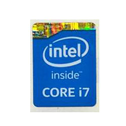 BLOUR Ultrabook Performance Label Aufkleber Laptop Logo Intel Core Vier-Generationen-Core i3 i5 i7