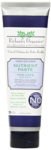 Top 10 best selling list for best nutrient and calorie supplements for cats
