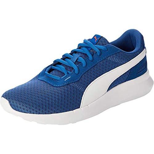 PUMA ST Activate JR, Sneakers Uomo, Blu (Bright Cobalt White), 39 EU