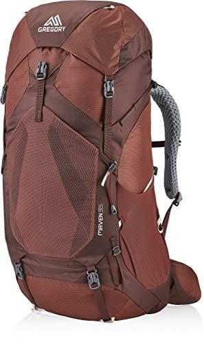 Gregory Damen Maven 55 SM/MD Backpack, Rosewood red