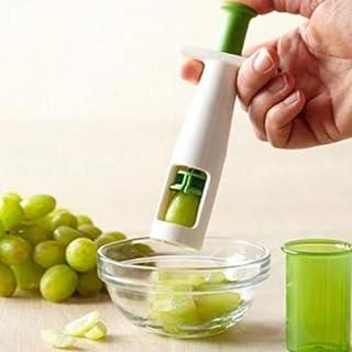 AuCatStore(TM) Multi-function Grape Slicer Grapevine Tools Fruit Vegetable Gadgets Cutting