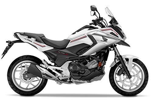 Kit DE Pegatinas Motocicleta NC 750 X FS-NC750X (White)
