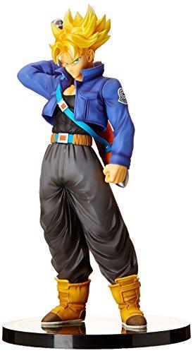 TAMASHII NATIONS Bandai FiguartsZERO EX Super Saiyan Trunks Dragon Ball Statue