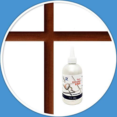 RONSHIN Home 280ml waterdichte tegel barst schoonheid grout kit hulp reparatie naad vullen hervorming muur lijm