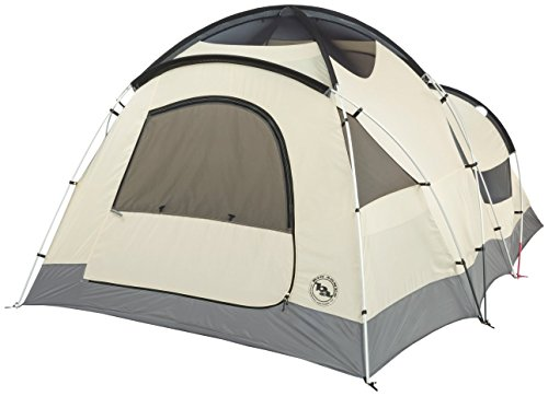 Big Agnes - Flying Diamond Deluxe Car Camping/Base Camping Tent, 6 Person