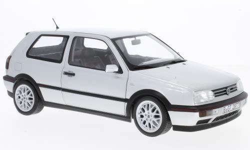 VW Golf III GTI, Silber, 1996, Modellauto, Fertigmodell, Norev 1:18